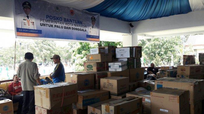 Pemkot Manado Siapkan Tim, Salurkan Bantuan Sabtu Besok buat Korban Gempa Palu