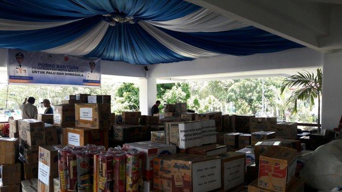 Mobil Rombongan Pemkot Manado Akan Angkut Korban Gempa Palu ke Manado