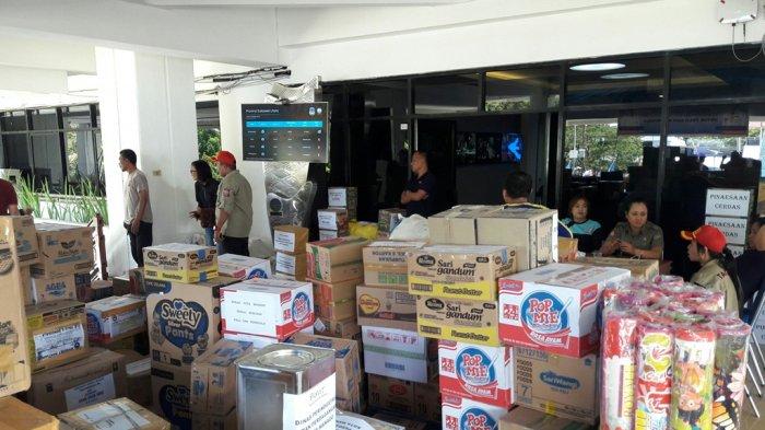 Bantuan dari Pemkot Manado akan Terus Mengalir ke Korban Gempa dan Tsunami di Palu dan Donggala