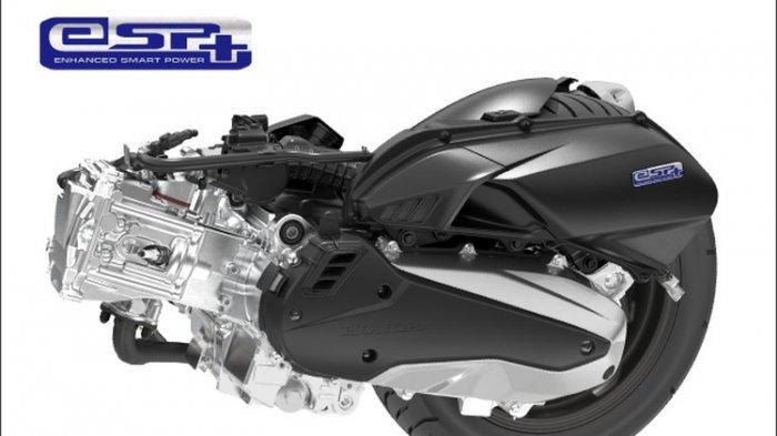 Banyak Perbedaan, Begini Rincian Mesin eSP+ pada Honda PCX 160, Punya 4 Klep, Busi di Tengah Piston