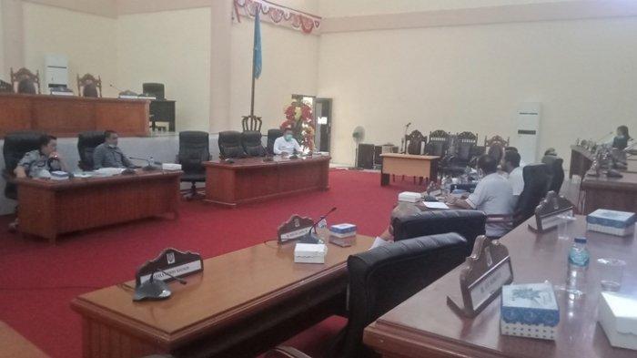 Bapemperda DPRD Bolmong Targetkan Rampungkan Delapan Ranperda Tahun 2021