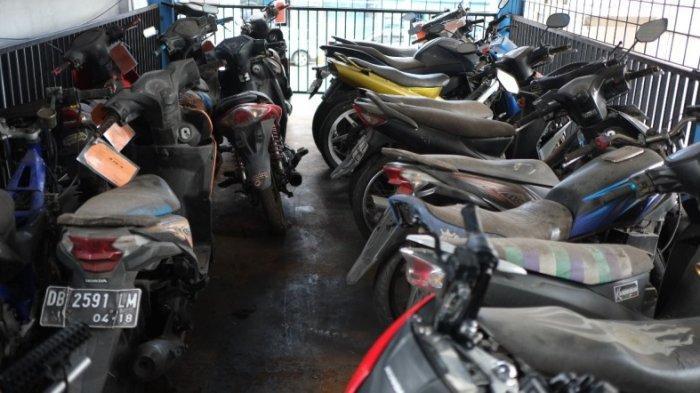 Pelaku Curanmor di Rumah Kost Malalayang Manado Berhasil Ditangkap Polisi