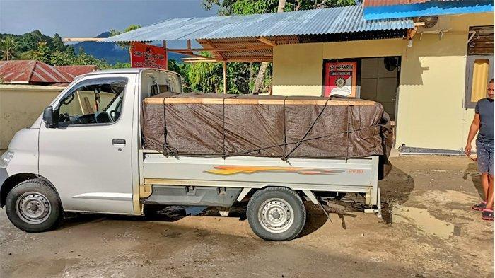 Polres Bolmong Amankan 2400 Liter BBM Ilegal dari Seorang Warga Boltim, Akan Dibawa ke Kotamobagu