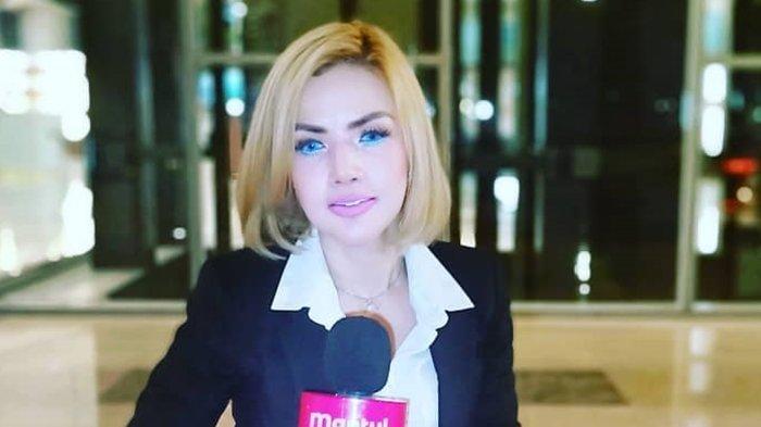 Bikin Pangling, Barbie Kumalasari Tampil Beda saat Lakukan Tugas sebagai Pengacara, Berat Badan Naik