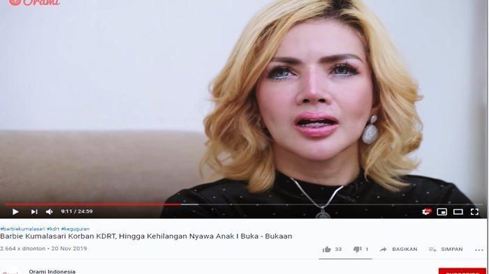 Barbie Kumalasari Ngaku Tak Takut Saldo ATM Disoroti Ditjen Pajak: Nggak Nyolong