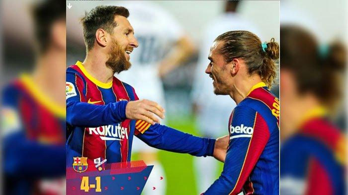 Barcelona Menang