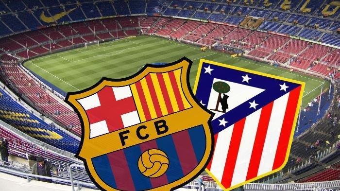 Prediksi Susunan Pemain Barcelona vs Atletico Madrid di Liga Spanyol 2019, Morata Absen?