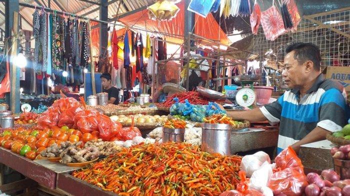 Update Harga Barito, Bawang Merah Alami Kenaikan Harga