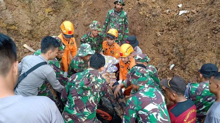 Bencana Banjir Sangihe, 2 Orang Korban Meninggal Dunia, 1 Orang Masih Dalam Pencarian