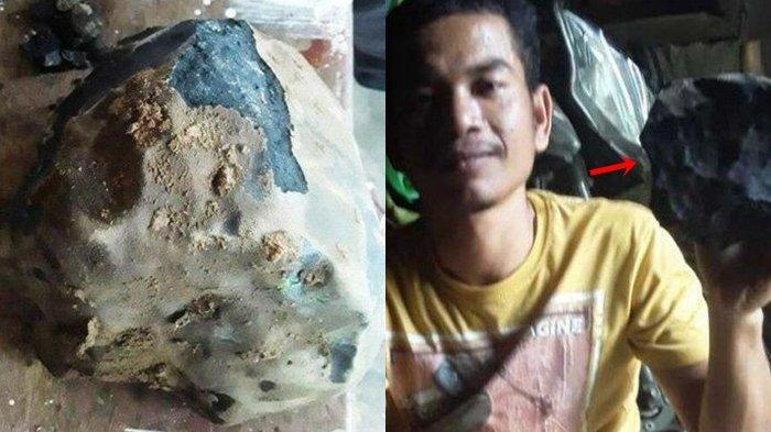 Josua Kaya Mendadak, Batu Meteor Jatuh di Rumah Laku Rp 26 Miliar, Sebagian Uang untuk Bangun Gereja