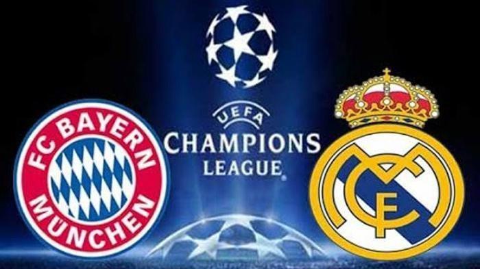 Live Streaming Liga Champions: Bayern Munchen Vs Real Madrid di SCTV Pukul 01.45 WIB