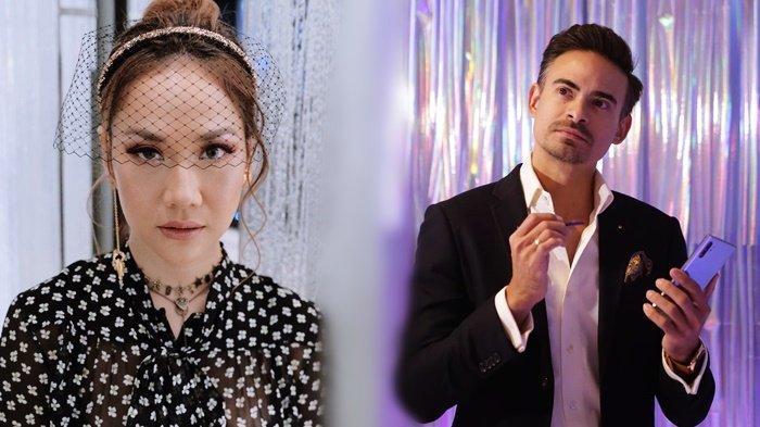 Tampilan Kompak BCL dan Ashraf Sinclair Saat Kenakan Busana Batik Jadi Sorotan, Sweet Couple Banget!