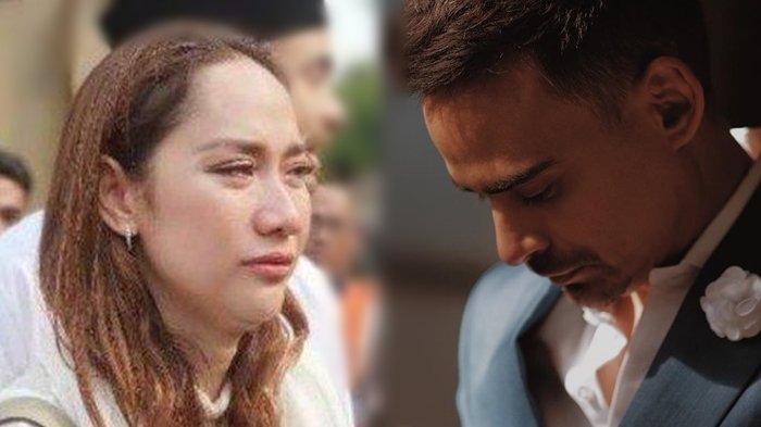 BCL Tak Henti Cium Jenazah Ashraf Sinclair Sebelum Dimakamkan, Ustaz Pun Tidak Mampu Melihatnya
