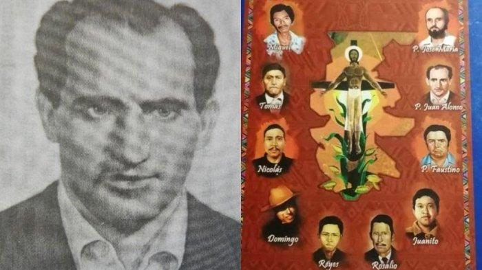 Kisah Unik dan Tragis Beato Juan Alonso MSC, Imam Misionaris yang Pernah Berkarya di Tanah Minahasa