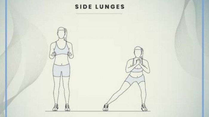 Melatih Otot Kaki, 5 Gerakan Mudah Ini Dapat Dilakukan Dirumah