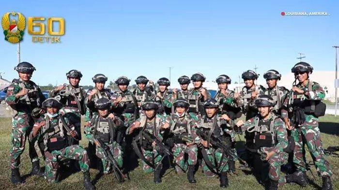 Dibuka Pendaftaran Calon TNI AD 2021, Syaratnya Tidak Berkacamata dan Bersedia Tak Kawin