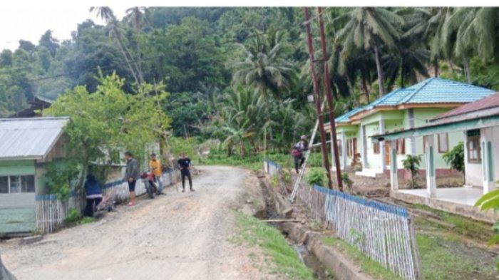 Warga Desa Matubulu Nuangan Boltim Kini Bisa Menikmati Jaringan Internet