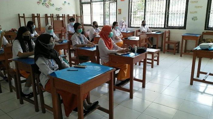 Tenaga Pendidik di Manado Respons Positif Wacana Sekolah Tatap Muka