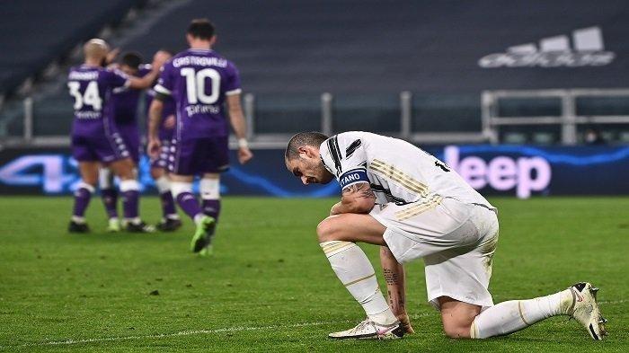 SKOR Juventus VS Fiorentina, Liga Italia Rabu 23 Desember 2020