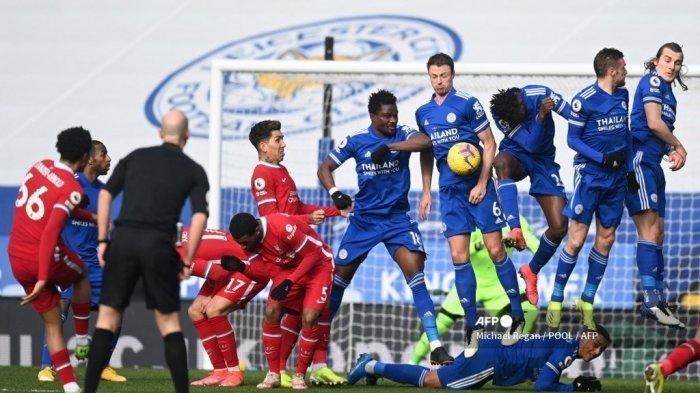SKOR Leicester City VS Liverpool, The Reds Kalah, 3 Gol Dalam Waktu 6 Menit