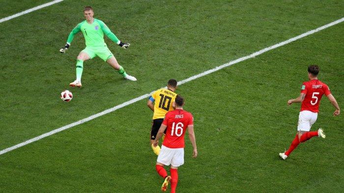 Inggris Kalah 2-0, Belgia Rebut Juara Ketiga Piala Dunia 2018