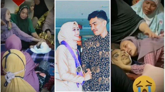 Istri Menangis Histeris Sang Suami Tewas karena Kecelakaan, Padahal Baru Beberapa Hari Menikah