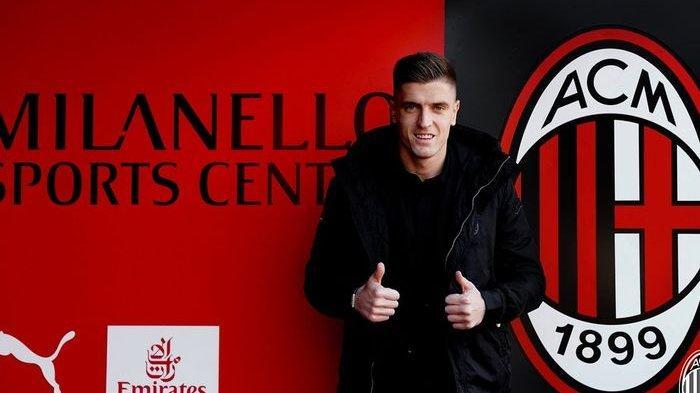 AC Milan Resmi Gaet Gelandang Bertahan Empoli Berusia 21 Tahun, Dibandrol Rp 254 Miliar