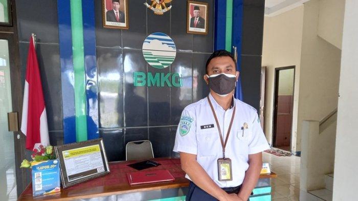 Prakiraan Cuaca Wilayah Kota Manado untuk Tiga Hari Kedepan, Ben Molle: Waspada Informasi Hoax