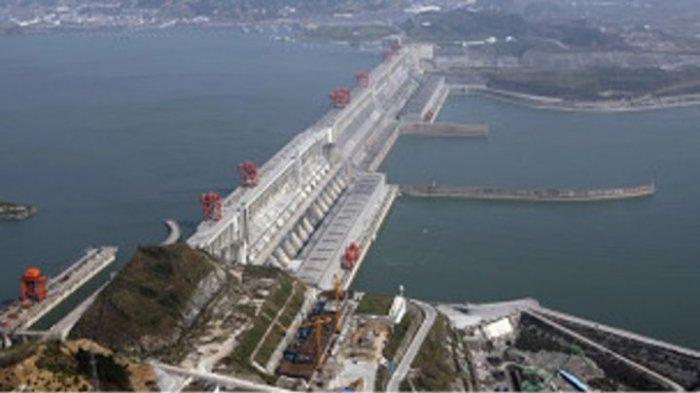 5 Fakta Gila Bendungan Terbesar di Dunia Buatan China yang Konon Adalah Benteng Terkuat Tiongkok