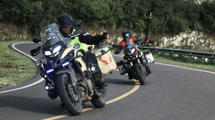 Benelli Big Bike Explore Celebes Tuntaskan Rute Lintas Lima Provinsi