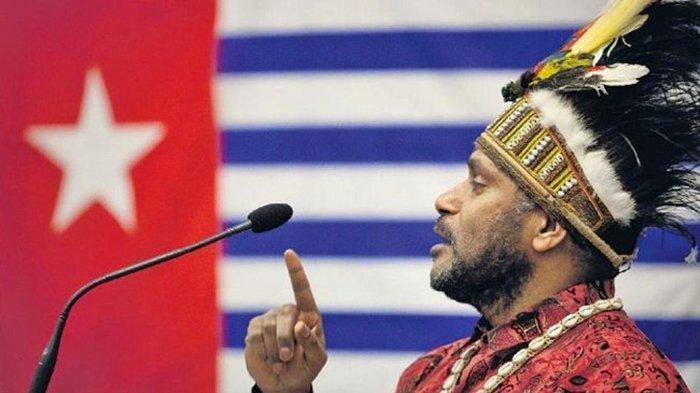 Presiden Benny Wenda? Inilah 12 Departemen Kabinet Papua Barat OPM, Jubir: Rakyat Papua Tak Percaya