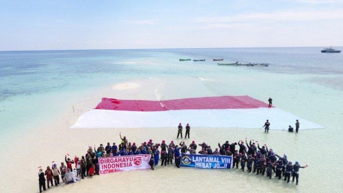Pulau Nain di Minut, Saksi Cinta Orang Tondano dan Suku Bajo di Masa Lampau