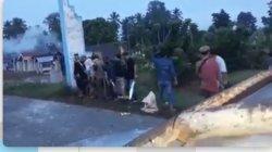 Kapolres Bolmong Berganti   Bolmong Dilanda Bentrok Libatkan Warga 2 Desa