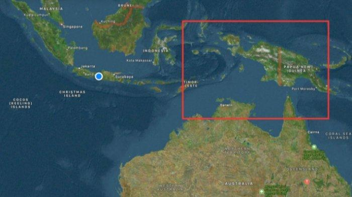 Benua Australia Disebut Bergerak Mendekati Indonesia Jadi Perhatian, Ahli Ungkap Faktanya