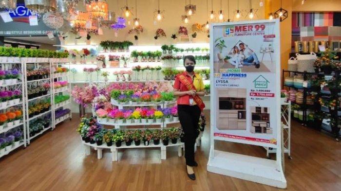 MER 99 Furniture Center Tawarkan Promo My Home My Happiness