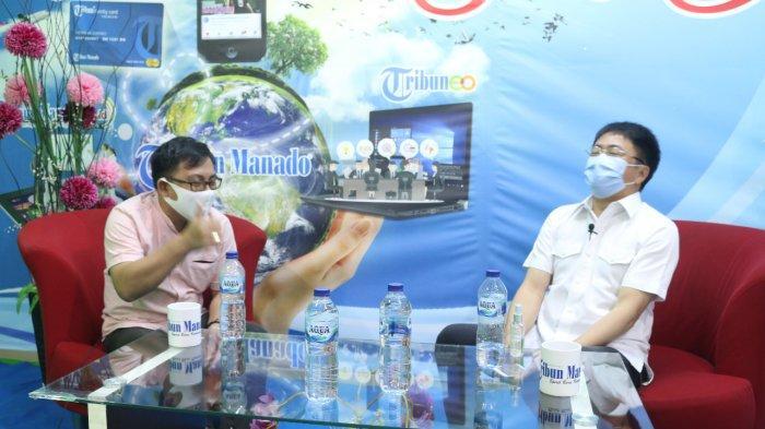 Berbincang-bincang di Talkshow Tribun Baku Dapa