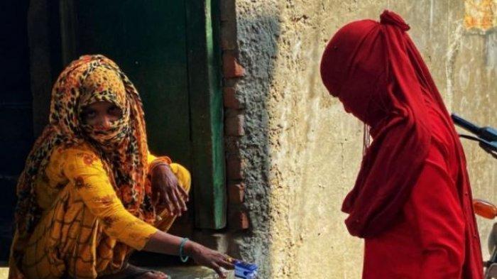 Cerita Pilu, Perjuangan Petugas Medis India Lawan Covid-19, Dipukul & Digigit: 'Tanpa Ampun'