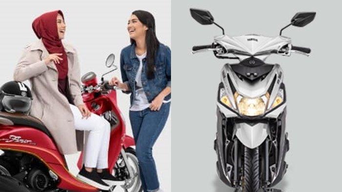 TERBARU - Update Harga Motor Matic Honda Bulan Maret 2020