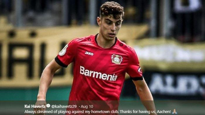 Berkat Penampilan Impresif, Remaja Asal Jerman Bernilai Rp 1,5 Triliun Diburu Juventus