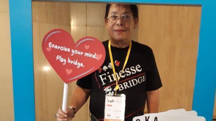 Selamat Jalan Maestro Bridge Indonesia Henky Lasut