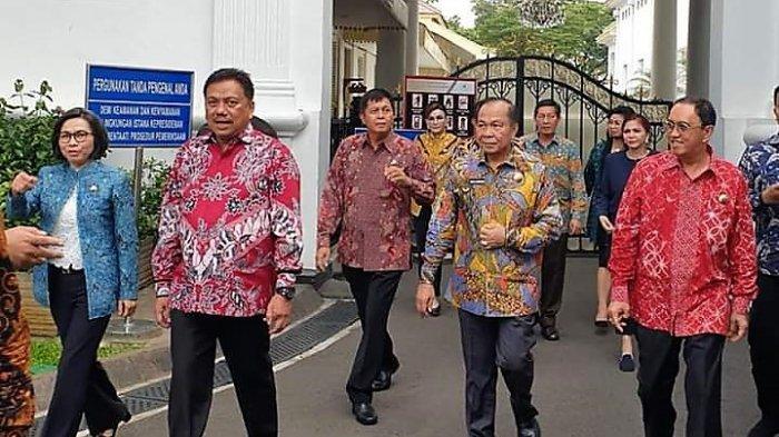 Bertemu Presiden di Istana, ROR Katakan Hal Ini!