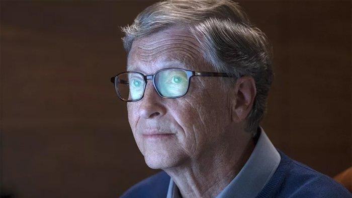 Bill Gates, salah satu pendiri dan mantan CEO Microsoft