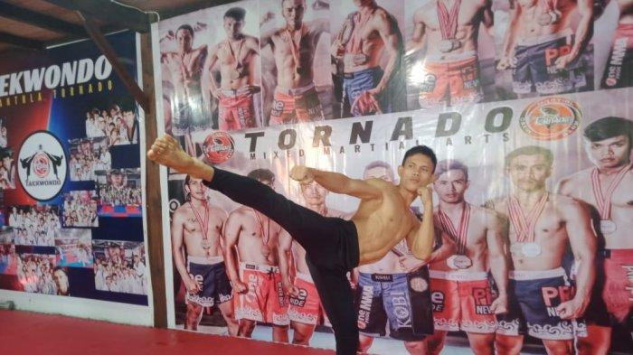 Billy Pasulatan, Juara MMA Asal Minut Sebut Keutuhan Keluarga yang Membuat Dirinya Berprestasi