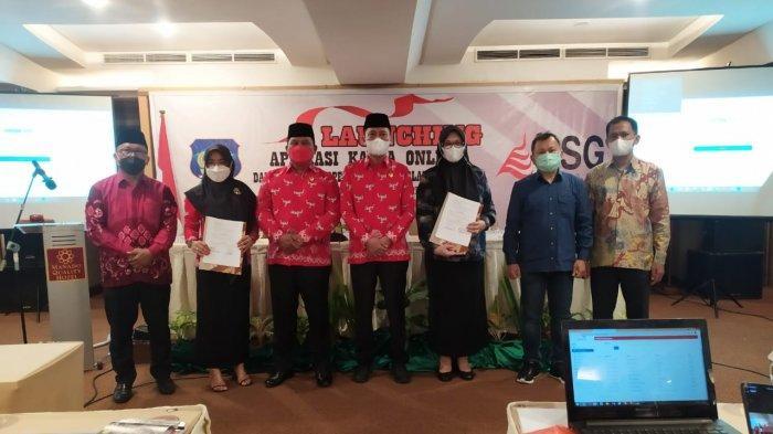 Bolsel Jadi Daerah Pertama di Indonesia yang Terapkan Transaksi Non Tunai Dana BOS