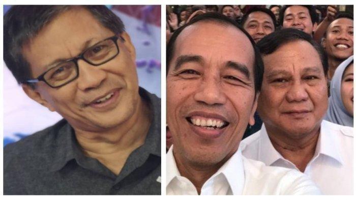 Tiga Kekuatan di Istana, Prabowo dan Moeldoko Bersaing, Luhut dan Surya Paloh Terdepak