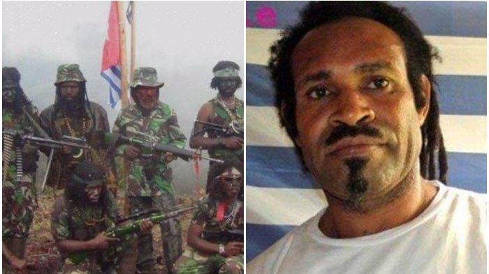 Biodata Sebby Sambon Jubir Organisasi Papua Merdeka