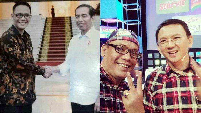 Birgaldo Sinaga Pendukung Jokowi dan Ahok, Pimpin Demo Bela Ahok Saat Kasus Penistaan Agama