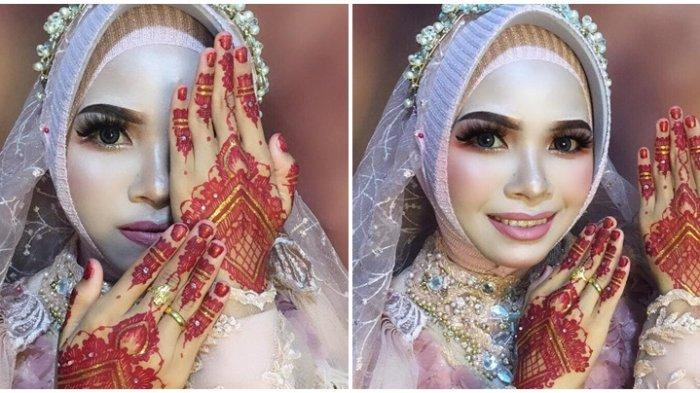 Fadlun Tontoli Raup Jutaan Rupiah dari Bisnis Make Up Wedding dan Henna