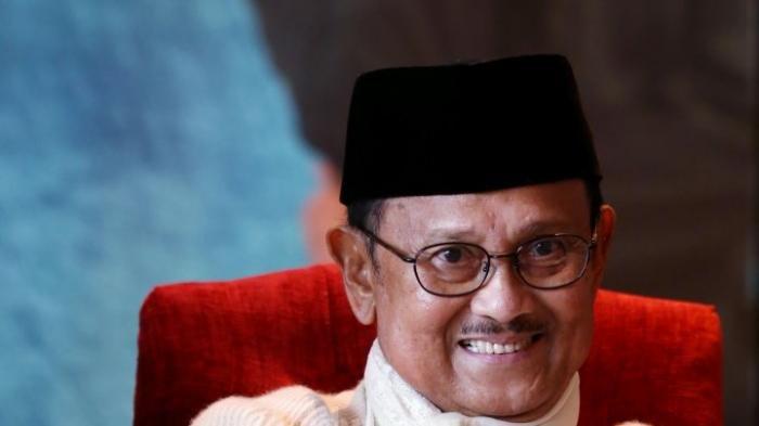 BJ Habibie Daftarkan Diri Jadi Pendonor Mata Sebelum Meninggal, Matanya Masih Sehat!