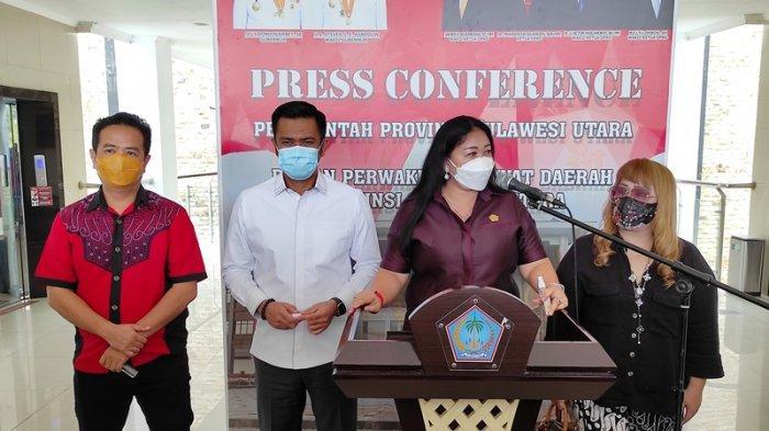BK DPRD Sulut Periksa James Arthur Kojongian, Ini Hasilnya, Saron: Kami Bukan Lembaga Peradilan